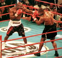 TRAINING STRATEGY FOR EVANDER HOLYFIELD